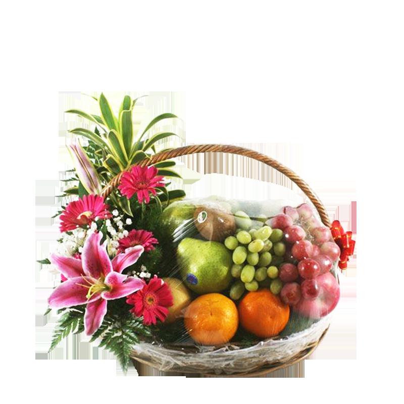 rumah parcel buah
