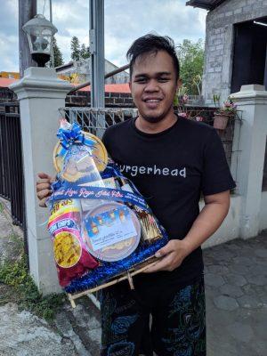 customer rumah parcel